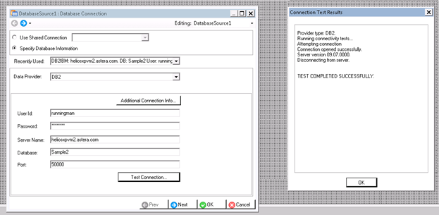 Setting Up IBM DB2/iSeries Connectivity in Centerprise